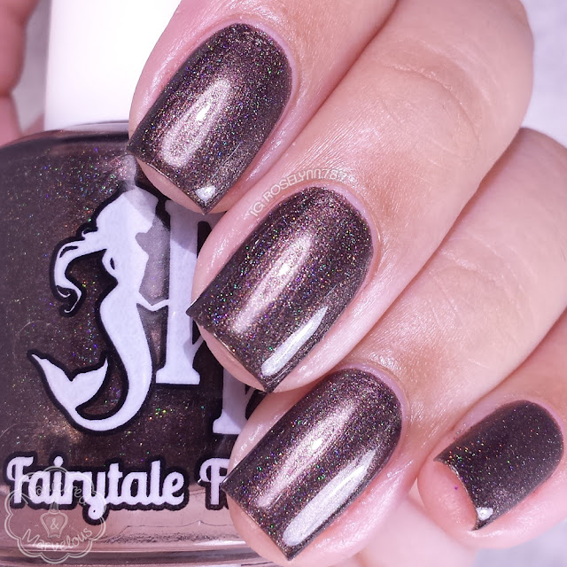 Fairytale Finish - Choc Full O' Holo