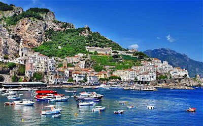 Amalfi Coast – Italia