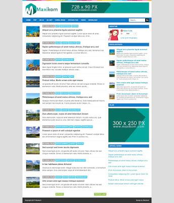 Download Template Brosense V.2 - Gratis