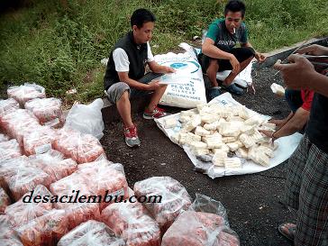 Aneka Makanan Ringan Kirim ke Pasar Cibatu Garut