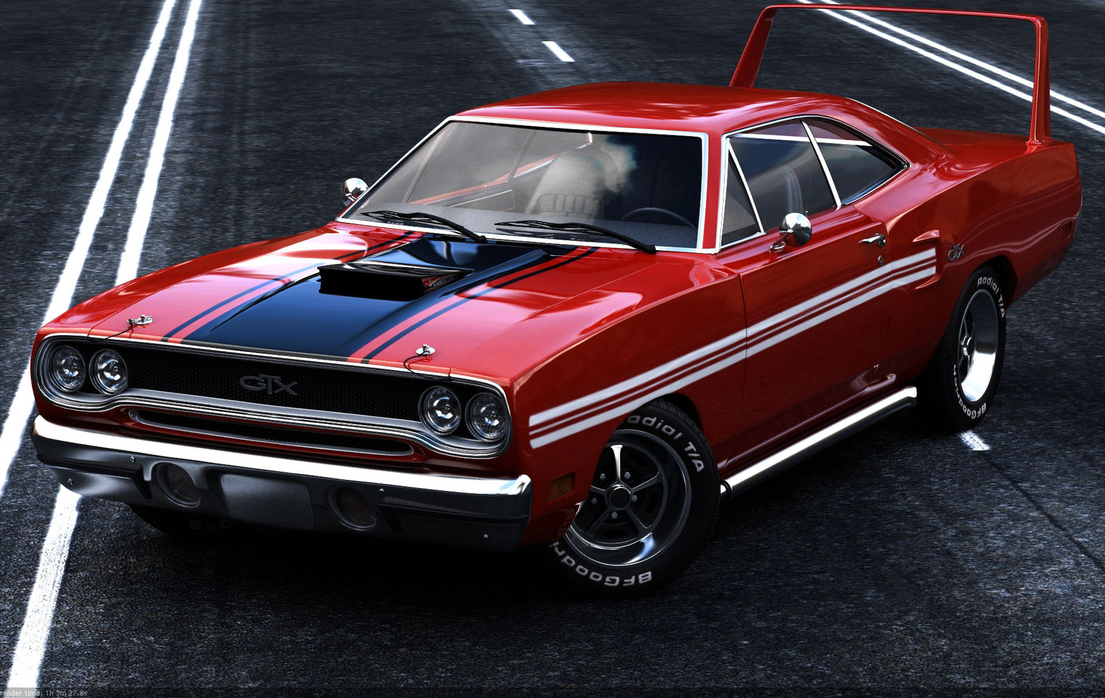 muscle car sport - photo #29