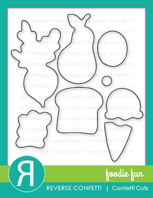 foodie fun confetti cuts