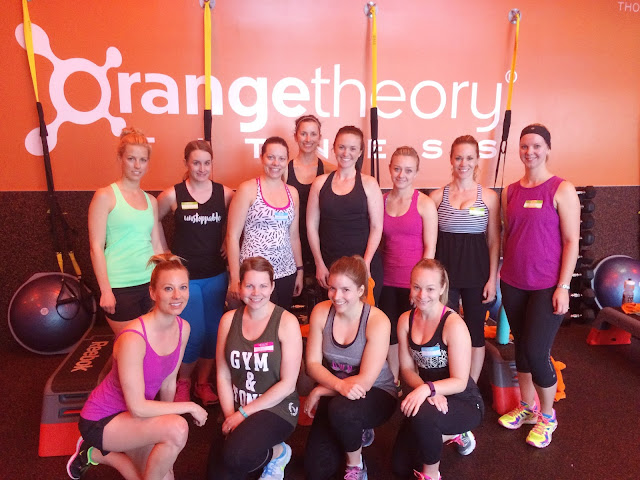 Orange Theory Fitness Seton Calgary