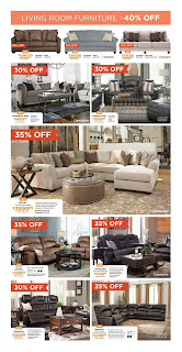 Ashley HomeStore Weekly Flyer August 16 - 22, 2018