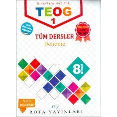 Rota Yayınları 8.Sınıf TEOG 1 Tüm Dersler Deneme (2017)