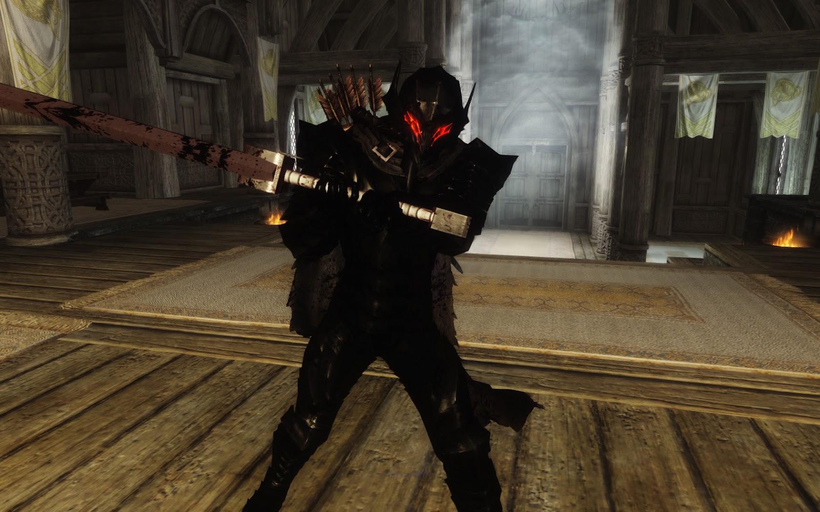 Skyrim Dragonslayer Armor Mod