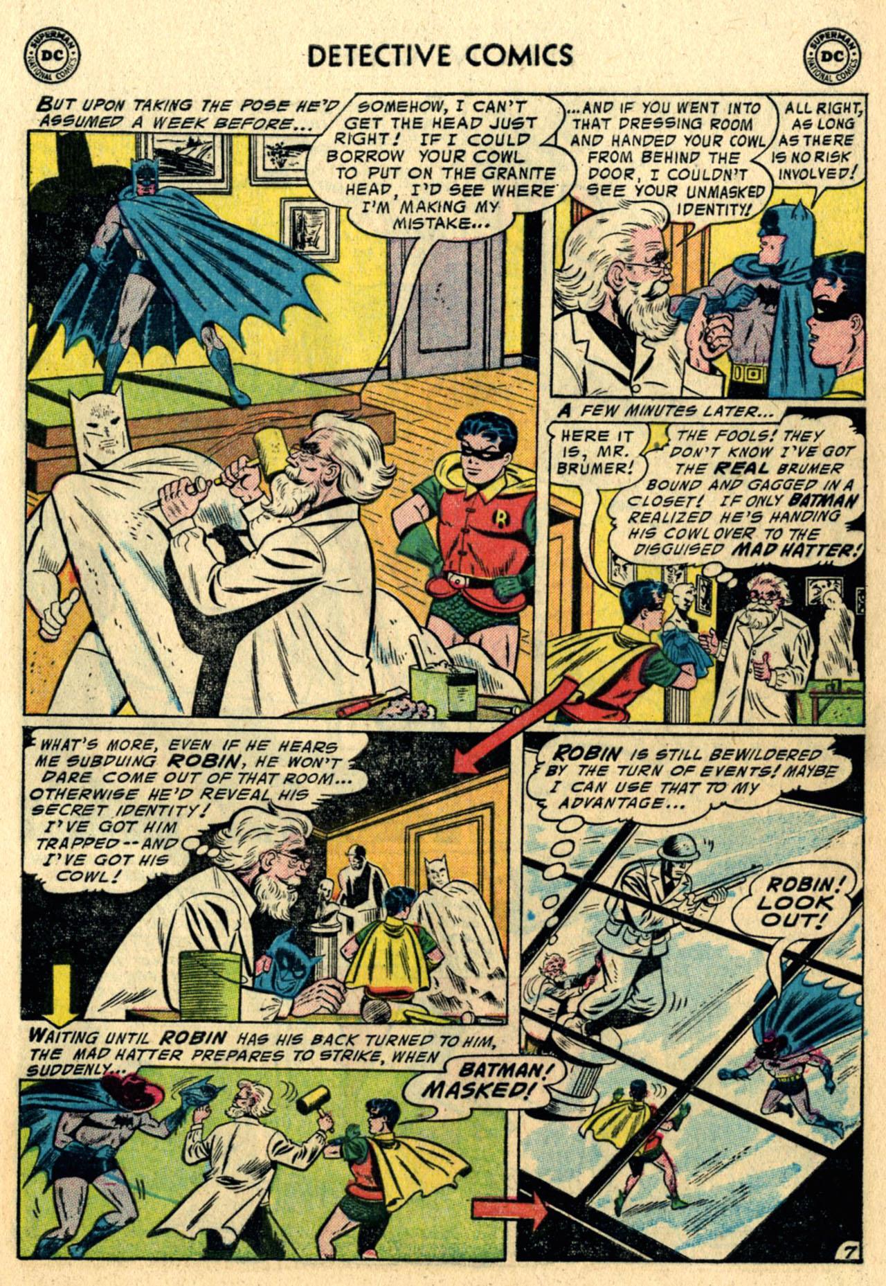 Detective Comics (1937) 230 Page 8