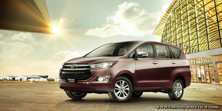 Toyota Innova Launch To Crysta Sport In April