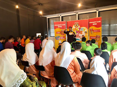 Ayam Brand™ Healthy KIDS Food Festival Fuels Better Food Choices