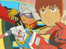 Amuro Ray vs. Char Aznable (Mobile Suit Gundam)