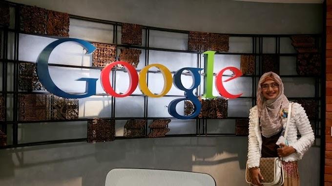 Berkunjung Ke Mbah Google