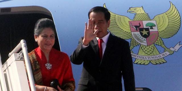 """Jokowi Perkenalkan """"Blusukan"""" ke Para CEO Perusahaan Terkemuka Inggris"""