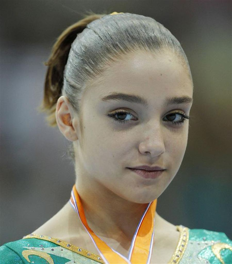 Jordan Olympic 6 Most beautiful women: ...