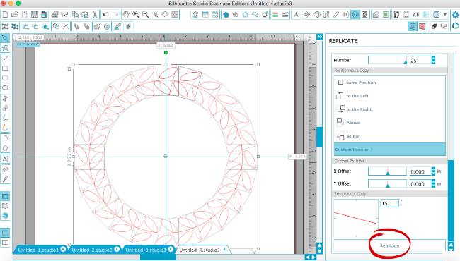 silhouette studio designing tutorials advanced