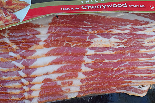 Smithfield Cherrywood smoked bacon