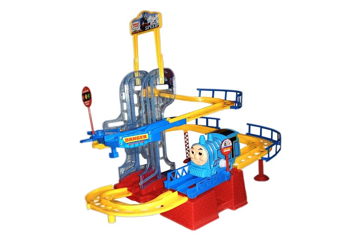 Toys Review : Thomas & Friends Orbit Series 360 Rotary