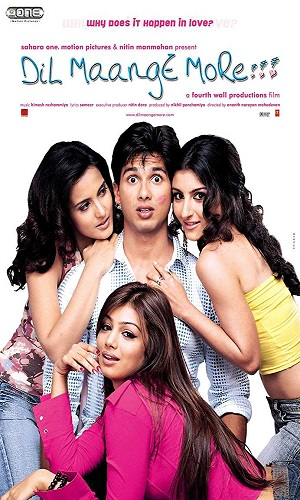 Dil Maange More (2004) 900Mb Full Hindi Movie Download 720p HDRip