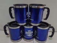 Tumbler mug stainless  PT. AQUA GOLDEN MISSISSIPPI