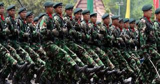 Kadispenad TNI : Biarlah Seragam Itu Jadi Ciri Khas TNI AD