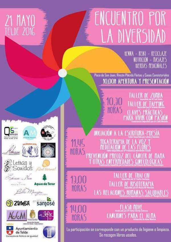Encuentro por la Diversidad 2016, Telde