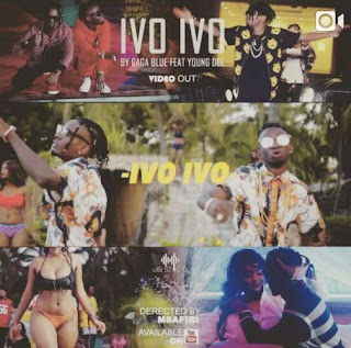 Gaga Blue Ft. Young Dee - IVO IVO