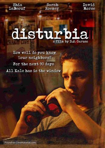 Disturbia 2007 Dual Audio