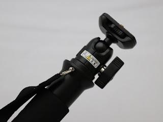 ベルボン QHD-33 高精度自由雲台 + ウルトラスティック スーパー8