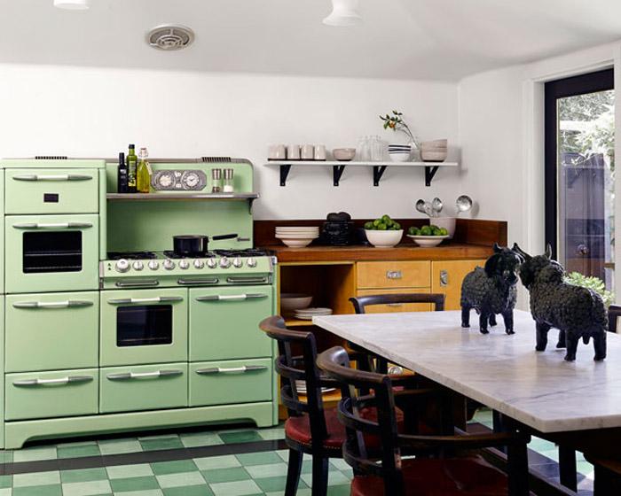 Cool Decorating Trick No. 38   Nate Berkus + Jeremiah Brent's Kitchen
