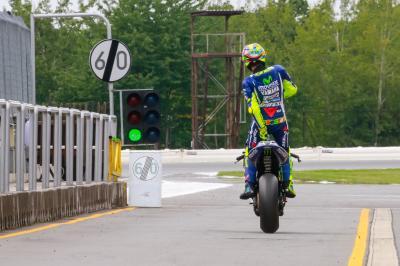 Tes Brno, Sasis Baru Yamaha