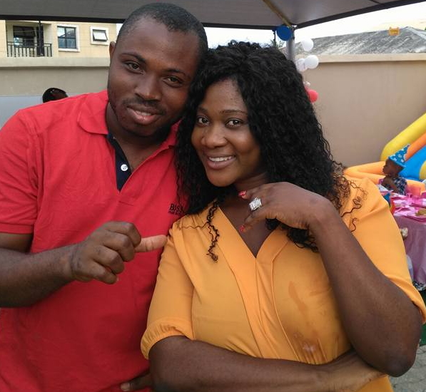 mercy johnson daughter birthday
