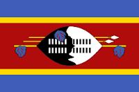 SWAZILAND / ESWATINI flag
