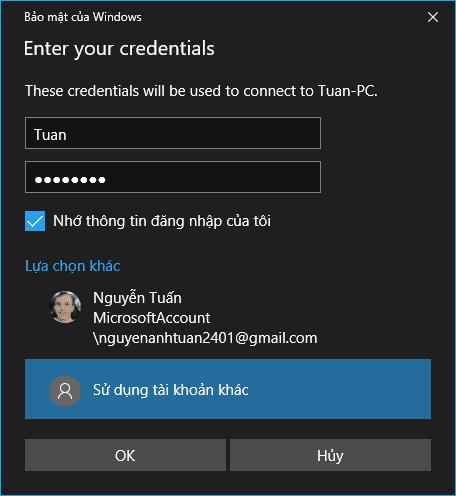 Các bước nâng cấp lên Windows 10 trực tiếp cho các máy tính trong cùng mạng Lan - Ảnh 5