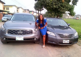 Linda Ikeji Blogger Sukses