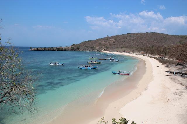 Pantai Pink, Lombok