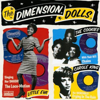 The Cookies - Don't Say Nothin' Bad (About My Baby) on Dimension Dolls