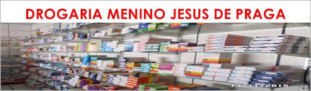 Resultado de imagem para DROGARIA MENINO JESUS DE PRAGA