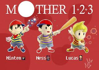 Mother 1+2+3 3DS ROM Cia - isoroms com