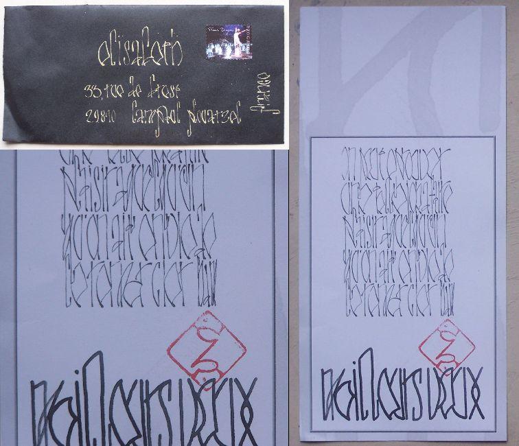 l u0026 39 ivre de lettres et de couleurs  janvier 2013