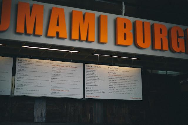 ウマミ・バーガー(Umami Burger)