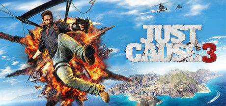 JUST CAUSE 3 EDITION
