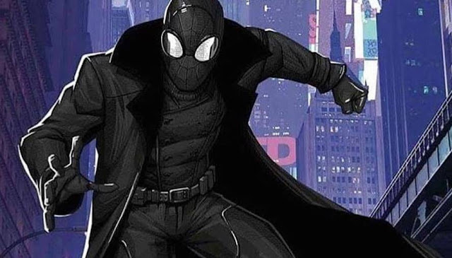 Spider-Man Noir marvel selowae heroes