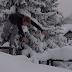 Ποιος γνωστός παρουσιαστής έκανε βουτιά στο χιόνι; (video+photo)