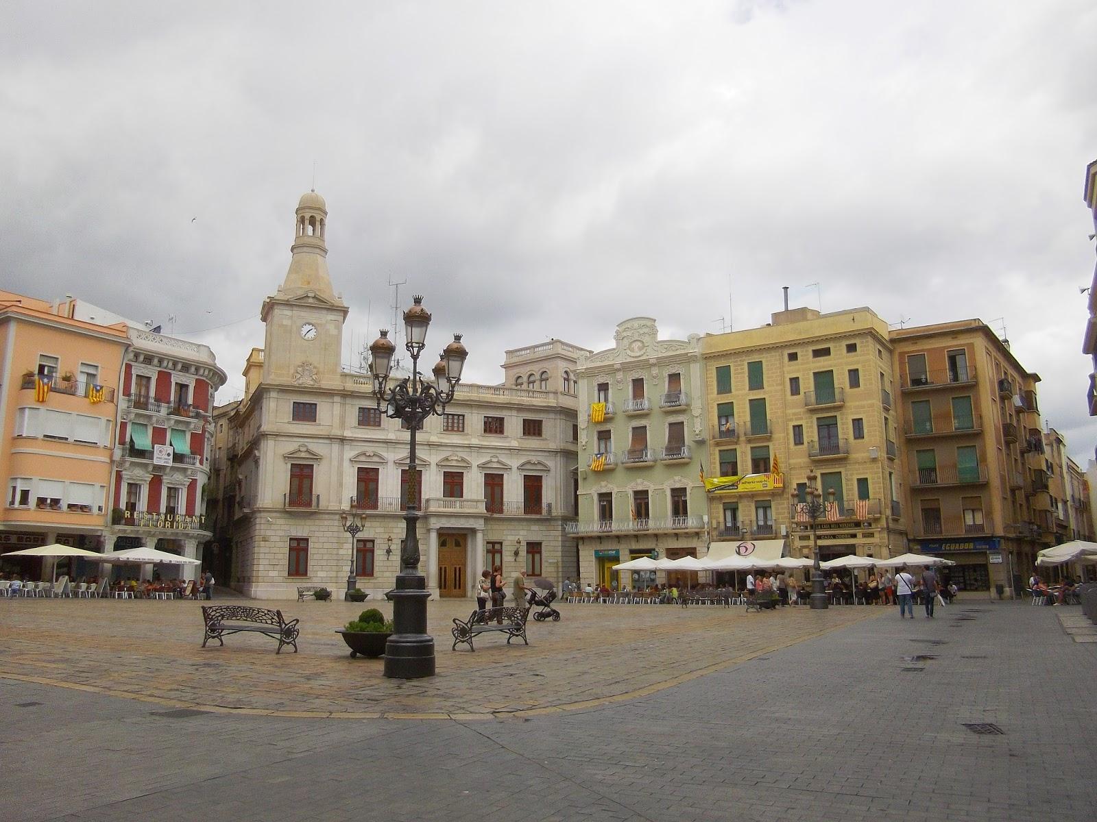 Reus Spanien