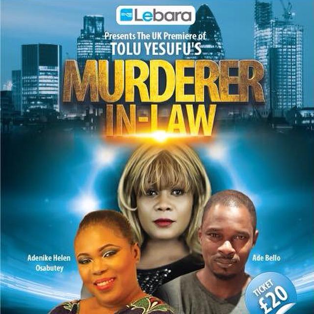 Murderer In-Law Movie Premiere