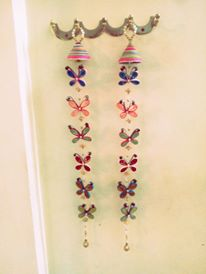 Simple Handmade Quilling Home Decor Wall Hangings   Quillingpaperdesigns