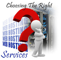 Important Factors to consider before choosing a web-hosting