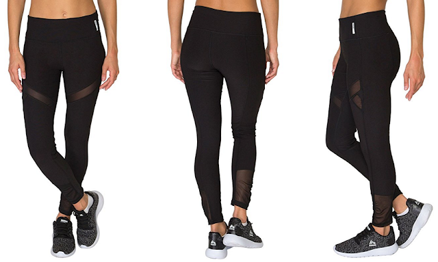 RBX Active Mesh Insert Leggings for only $18-$25 (reg $68)