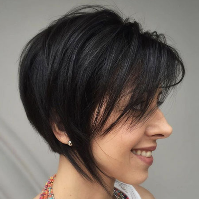 haircuts for short hairstyles
