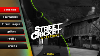 Street Cricket Champions download free pc game