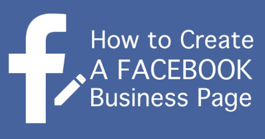 Create a Facebook Page for Business